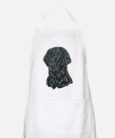 Flat Coated Retriever Apron