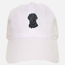 Flat Coated Retriever Baseball Baseball Cap