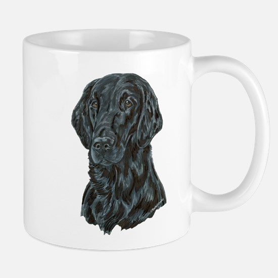 Flat Coated Retriever Mug