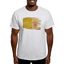 vatican city painttex3-paint aged copy.png T-Shirt