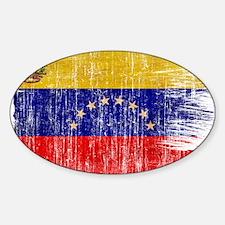 Venezuela Flag Decal
