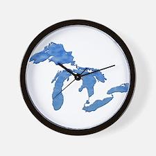 GL2012 Wall Clock
