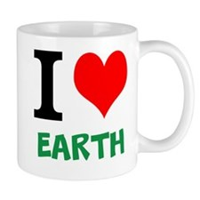 I love Earth Mug