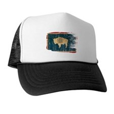 Wyoming Flag Hat