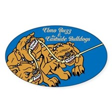 Elmo Buzz & the Eastside Bulldogs Decal