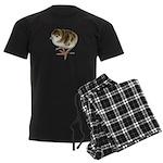 Bourbon Red Poult Men's Dark Pajamas