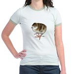 Bourbon Red Poult Jr. Ringer T-Shirt