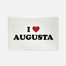 AUGUSTA.png Rectangle Magnet