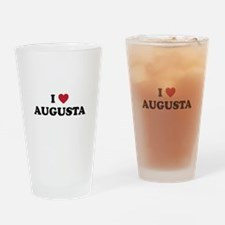 AUGUSTA.png Drinking Glass