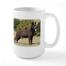 Australian Kelpie 9Y641D-151 Mug