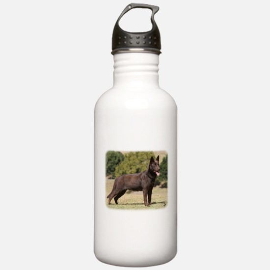 Australian Kelpie 9Y641D-151 Water Bottle