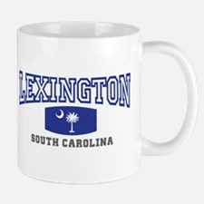 Lexington South Carolina, SC, Palmetto State Flag