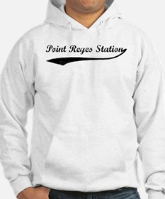 Point Reyes Station - Vintage Hoodie