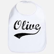 Olive - Vintage Bib