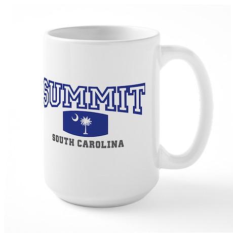 Summit South Carolina, SC, Palmetto State Flag Lar