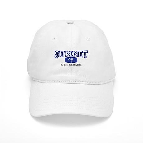 Summit South Carolina, SC, Palmetto State Flag Cap