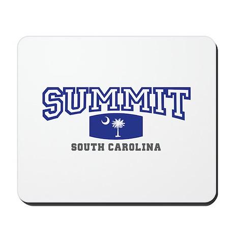 Summit South Carolina, SC, Palmetto State Flag Mou