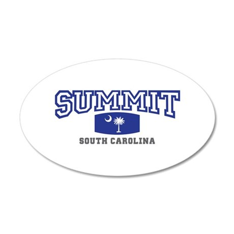 Summit South Carolina, SC, Palmetto State Flag 22x
