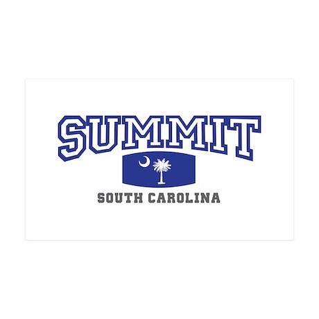 Summit South Carolina, SC, Palmetto State Flag 38.