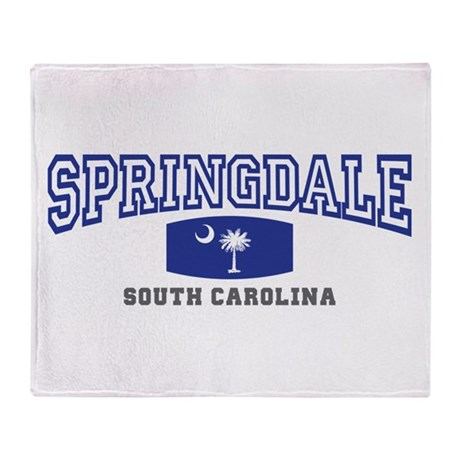 Springdale South Carolina, SC, Palmetto State Fla