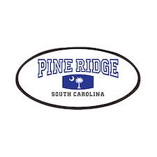 Pelion South Carolina, SC, Palmetto State Flag Pat