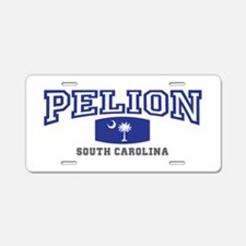 Pelion South Carolina, SC, Palmetto State Flag Alu