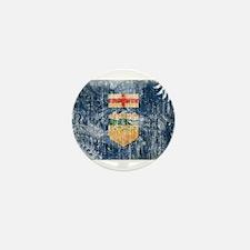 Alberta Flag Mini Button