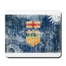 Alberta Flag Mousepad