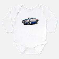 1970 AMC Rebel Machine Long Sleeve Infant Bodysuit