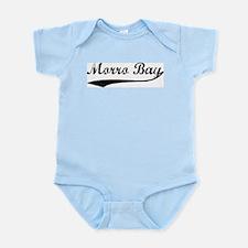 Morro Bay - Vintage Infant Creeper
