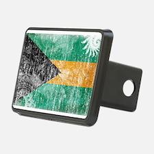 Bahamas Flag Hitch Cover