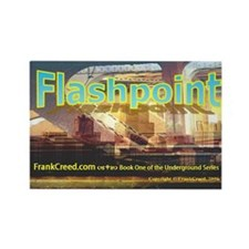 Flashpoint Rectangle Magnet