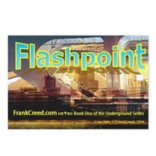 Flashpoint Postcards (Package of 8)
