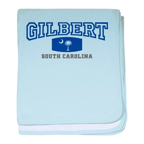 Gilbert South Carolina, SC, Palmetto State Flag ba