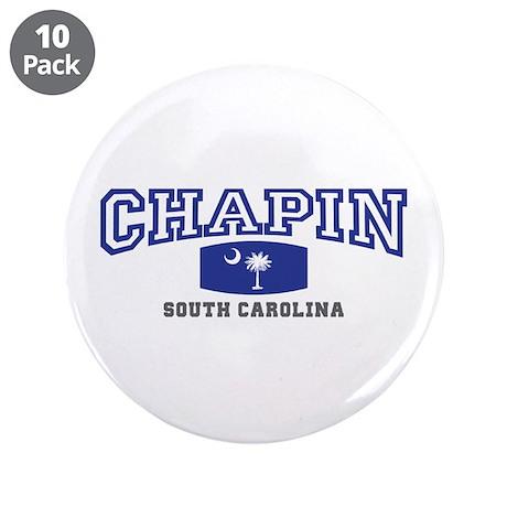 Chapin South Carolina, SC, Palmetto State Flag 3.5