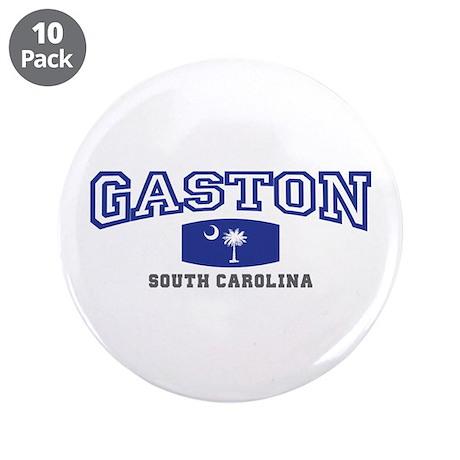 Gaston South Carolina, SC, Palmetto State Flag 3.5
