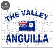 The Valley Anguilla designs Puzzle