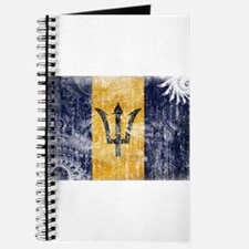 Barbados Flag Journal