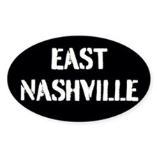 East Nashville Decal