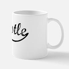 Newcastle - Vintage Mug