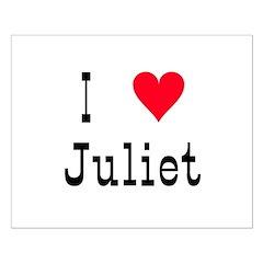 Juliet Posters
