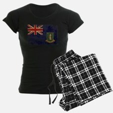 British Virgin Islands Flag Pajamas
