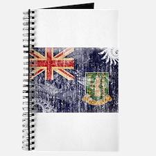 British Virgin Islands Flag Journal