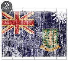 British Virgin Islands Flag Puzzle