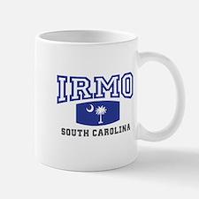 Irmo South Carolina, SC, Palmetto State Flag Mug