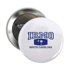 "Irmo South Carolina, SC, Palmetto State Flag 2.25"""