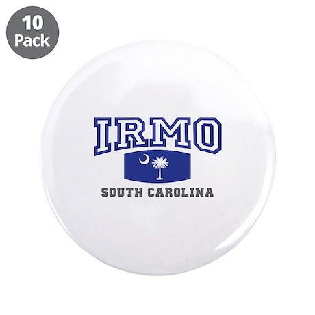 "Irmo South Carolina, SC, Palmetto State Flag 3.5"""