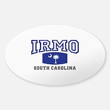 Irmo South Carolina, SC, Palmetto State Flag Stick