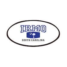 Irmo South Carolina, SC, Palmetto State Flag Patch