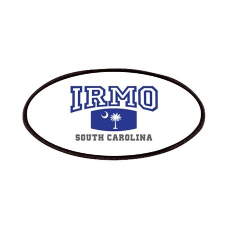 Irmo South Carolina, SC, Palmetto State Flag Patch